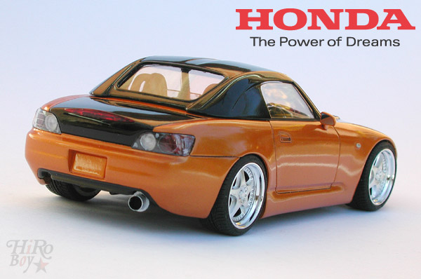 honda s2000 mugen hardtop. custom S2000 Mugen Hardtop